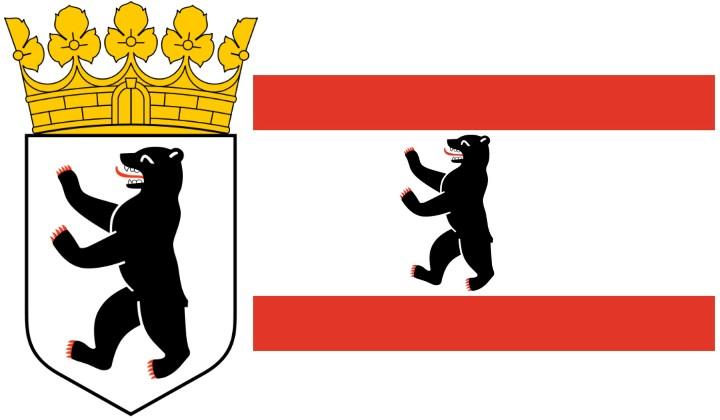 Берлин-флаг-герб