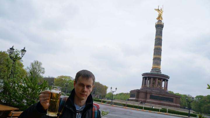 Колонна-Победы-Берлин