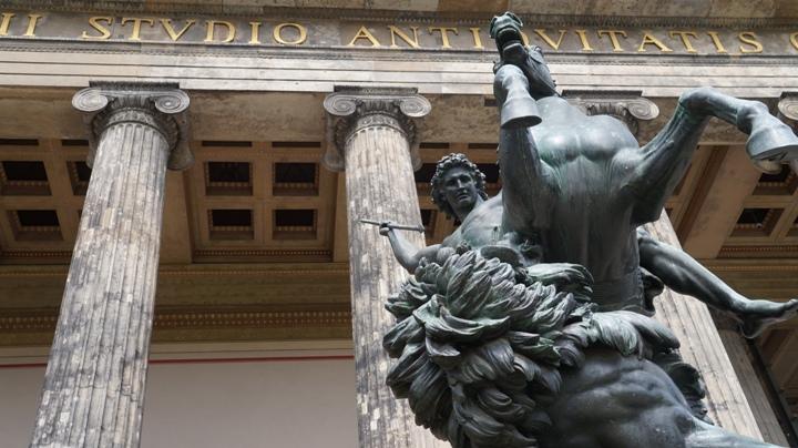 Боец-со-львом-Старый-Музей-Берлин