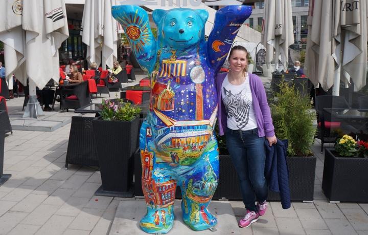 Берлинский-медведь