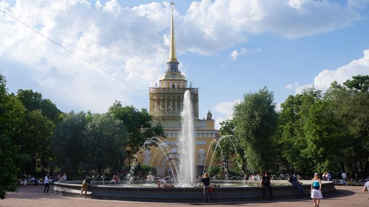 Санкт-Петербург-Адмиралтейство