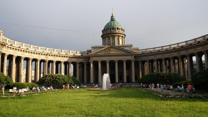Санкт-Петербург-Казанский-собор