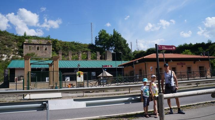 Станция-Побла-де-Ллилет