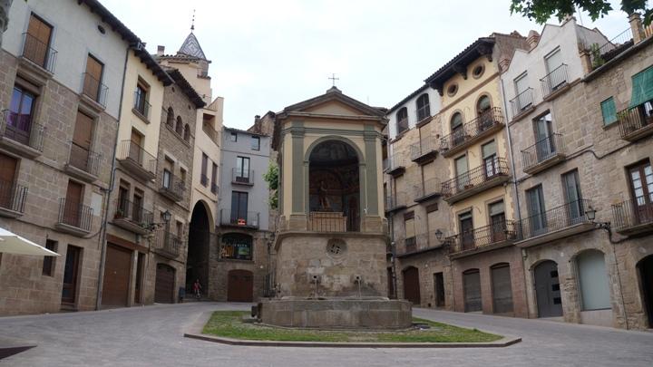 Сольсона-фонтан-площадь-Сан-Хуан