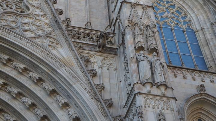 Кафедральный-Собор-Барселоны