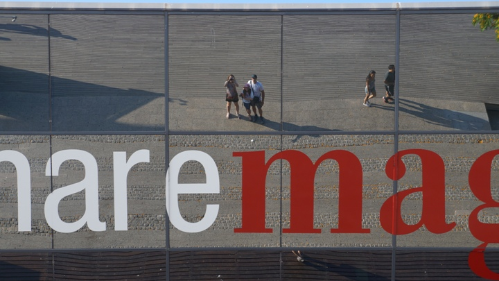 Торговый-центр-Mare-Magnum-в-Порт-Велл