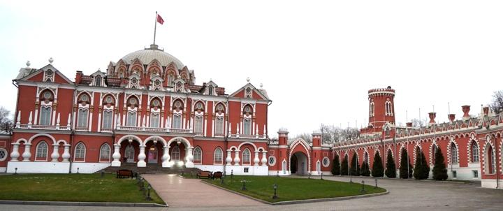 Петровский-Путевой-Дворец