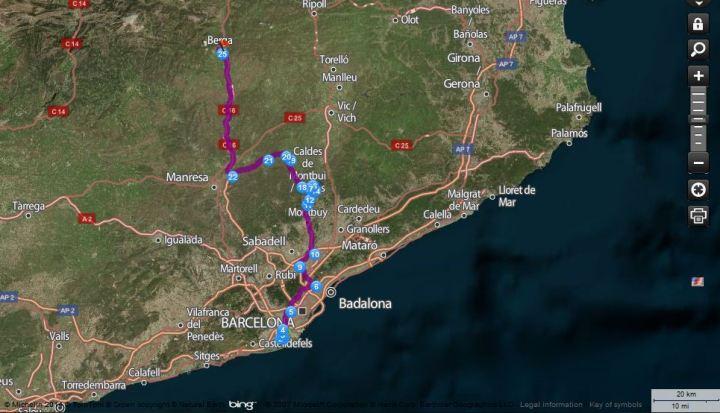 Маршрут-первого-дня-поездки-по Каталонии