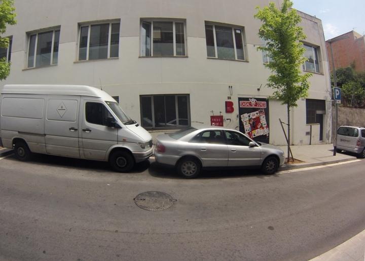 Парковка-в-Барселоне