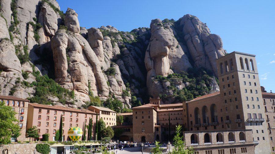 Монастырь-Монсеррат