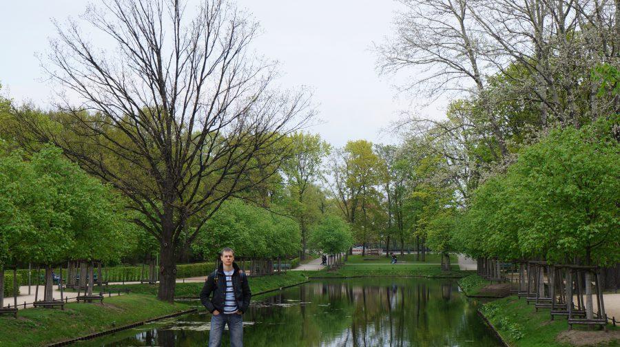Парк-Тиргартен-Берлин