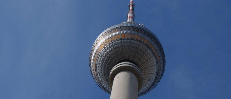 Берлин-телебашня