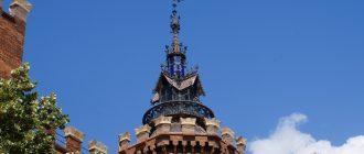 Парк-Цитадели-Барселона