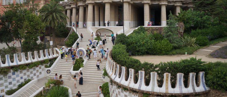 Барселона-Парк-Гуэля