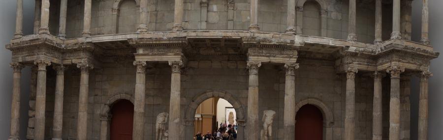 Ворота-Милетского-рынка-Пергамский-музей