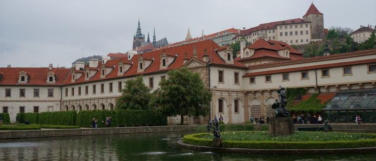 Вальдштейнский-Сад-Дворец