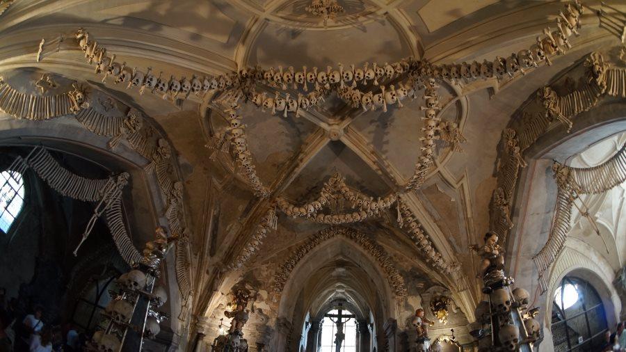 Потолок-Костницы